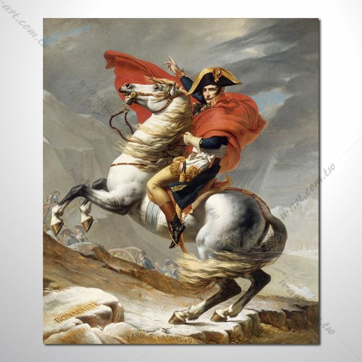 人物画 欧式宫廷 古典人物 拿破仑 高档宫廷 油画 高品味 装饰品 艺术