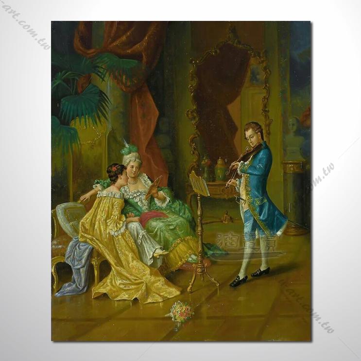 欧式宫廷001 高档宫廷 油画 高品味 装饰品 艺术品 插画 无框画 精品